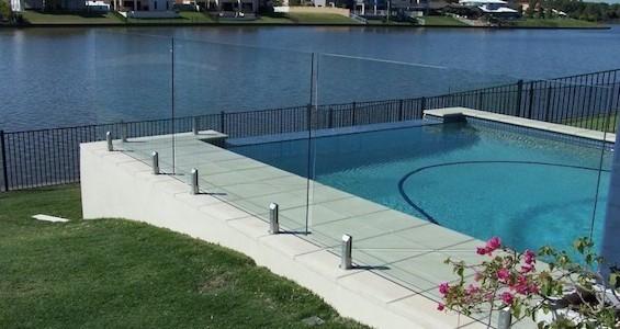 Frameless Glass Pool Fences Arizona